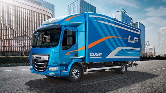 veicoli nuovi DAF - Serie LF