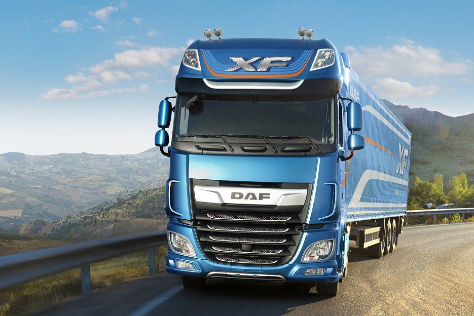 Veicoli nuovi DAF - Serie XF